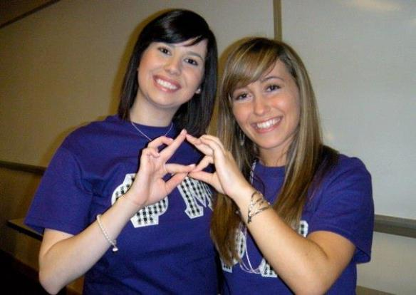 Big/Little Reveal 2011